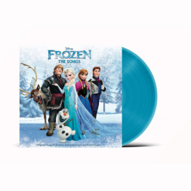 Frozen LP - Blue Vinyl-