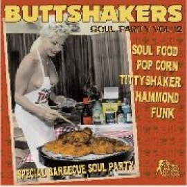 Various Buttshakers Soul Party 12 LP