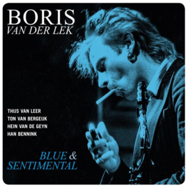 Boris Van Der Lek Blue & Sentimental LP