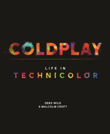 Coldplay Life in Technicolor Boek
