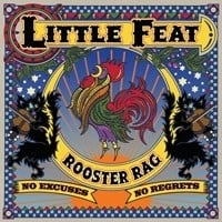 Little Feat - Rooster Rag 2LP