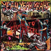 Yeah Yeah Yeahs Fever to Tell LP