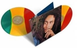 Bob Marley - Legend 2LP 30th Anniversary Edition - Coloured Version