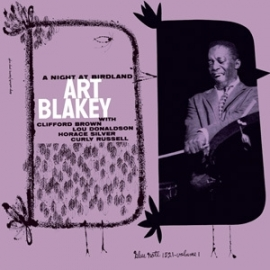 Art Blakey Quintet A Night At Birdland Volume 1 LP - Blue Note 75 Years-