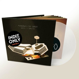 Arctic Monkeys Tranquility Base Hotel & Casino LP - Clear Vinyl -