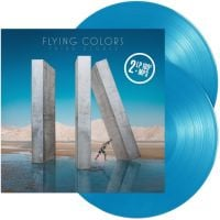 Flying Colors Third Degree 2LP - Blue Vinyl-