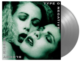 Type O Negative Bloody Kisses 2LP - Coloured Vinyl-