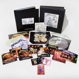 Metallica And Justice For All  6LP + 11CD + 4DVD - Deluxe Box Set-
