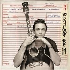 Johnny Cash - Bootleg Vol.2 From Hollywood to Memphis 3LP