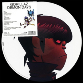 Gorillaz Demon Days 2LP (Picture Disc)