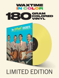Buddy Holly & The Crickets The Chirping Crickets - Yellow Vinyl