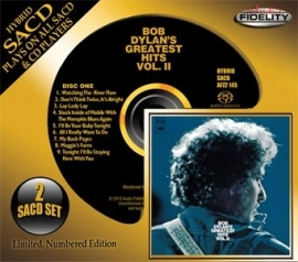 Bob Dylan - Bob Dylan`s Greatest Hits 2SACD