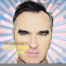 Morrissey California Son LP - Blue Vinyl