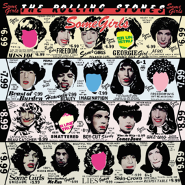 The Rolling Stones Some Girls Half-Speed Mastered 180g LP