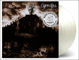 Cypress Hill - Black Sunday 2LP Clear vinyl -Concerto 60 Years-