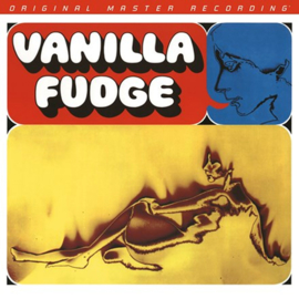 Vanilla Fudge Vanilla Fudge Numbered Limited Edition Hybrid Mono SACD