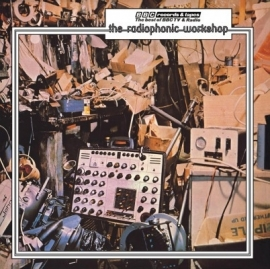 VARIOUS ARTISTS BBC RADIOPHONIC WORKSHOP LP