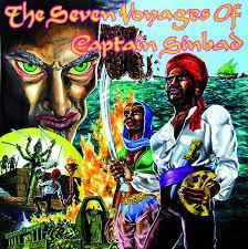 Captain Vinyard The Seven Voyages Of Captain Sinbad LP