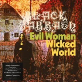 Black Sabbath Evil Woman, Don'T.. -RSD-2LP