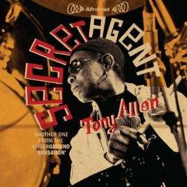 Tony Allen - Secret Agent 2LP