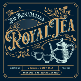 Joe Bonamassa Royal Tea 2LP - Transparant Vinyl-