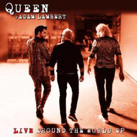 Queen & Adam Lambert & Freddie Mercuty Live Around the World / Love Me Like There's No Tomorrow