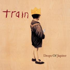Train Drops Of Jupiter LP -Bronze Vinyl-
