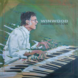 Steve Winwood Winwood: Greatest Hits Live 4LP