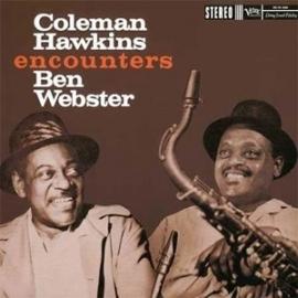 Coleman Hawkins - Encouters Ben Webster SACD