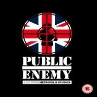 Public Enemy Live At Metropolis Studios 2LP