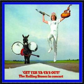 Rolling Stones Get Yer Ya-Ya`s Out LP