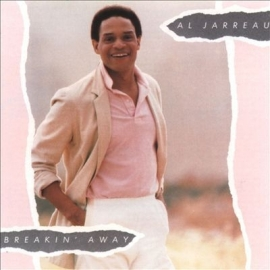 Al Jarreau - Breaking Away LP.