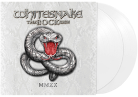 Whitesnake The ROCK Album 180g 2LP -White Vinyl-