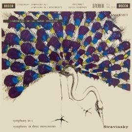 Stravinsky - Symphonies LP