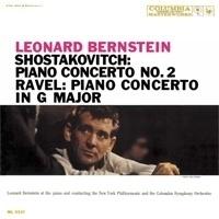 Shostakovitch & Ravel - Piano Concertos HQ LP