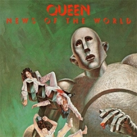 Queen News Of the World Half-Speed Mastered 180g LP