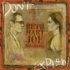 Beth Hart & Joe Bonamassa Don`t Explain LP