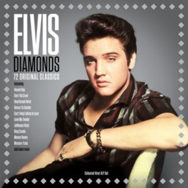 Elvis Presley Diamonds 4LP - Marble Coloured vinyl-