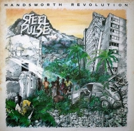 Steel Pulse - Handsworth Revolution HQ LP
