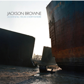 Jackson Browne Downhill From Everywhere 180g 2LP