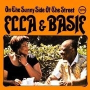 Ella Fitzgerald & Count Basie - On The Sunny Side LP