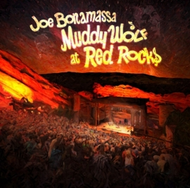 Joe Bonamassa - Muddy Wolf At Red Rocks 3LP