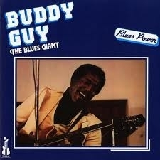 Buddy Guy - Blues Giant LP