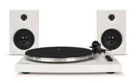 Crosley T150 - White + Nieuw + Gratis Plaat