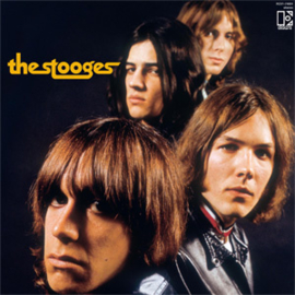 Iggy Pop & The Stooges The Stooges LP (Opaque Clear, Black, Smoke Vinyl)