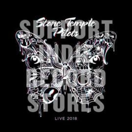 STONE TEMPLE PILOTS Live 2018 LP