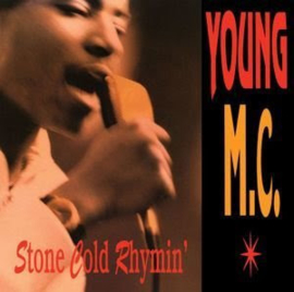 Young MC Stone Cold Rhymin' LP