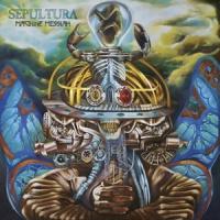Sepultura Machine Messiah 2LP