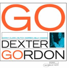 Dexter Gordon GO! 180g LP