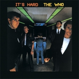 The Who - It's Hard LP